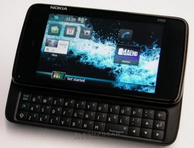 Maemo 6, Symbian 4 будут поддерживать Multitouch