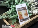 Ciphone 4 - белый клон iPhone 4 из Китая