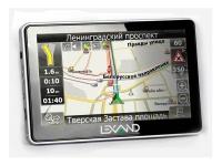 Lexand SL-5750: навигатор среднего класса в стиле iPhone 4