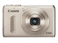 Canon PowerShot S100 – компактная камера с полностью ручным управлением