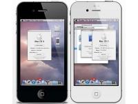 Mac OS X Lion, мобильная версия