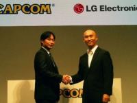 Популярная игра от Capcom – Street Fighter IV – появится в HDсмартфонах LG