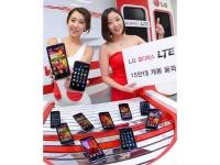 LG Optimus LTE стал самым быстро продаваемым смартфоном LG в Корее