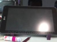 Преемник LG Optimus Pad засветился на первых снимках