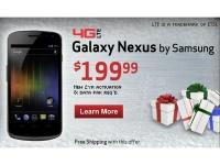 Verizon предлагает Galaxy Nexus за 199,99 долларов