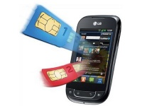 LG Optimus Link Dual Sim: двухсимник за 8990 рублей