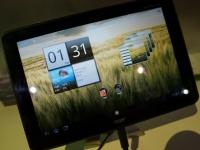 В апреле Acer представит Iconia Tab A510 и Iconia Tab A700