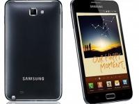 ОС Android в Samsung Galaxy Note обновиться в ближайшие месяцы