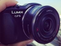 Новая камера Panasonic Lumix GF5 засветилась на фото