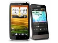 HTC One X и One V поступают в продажу, цены