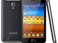 Китайская копия Samsung Galaxy Note на Android 4.0