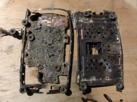 Sony Ericsson Xperia Play против микроволновки