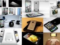 Подборка лучших концептов iPhone 5