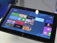 Lenovo анонсировала планшет ThinkPad под Windows 8