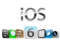 Состоялся третий релиз бета-версии Apple iOS 6