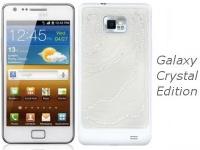 Samsung Galaxy S II будет с кристаллами Swarovski