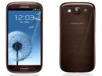 Samsung Galaxy S III анонсирован в четырех новых цветах корпуса