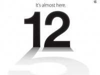 Apple заявила о готовящейся на 12 сентября презентации