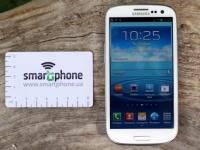 Наиболее продаваемый смартфон в США - Samsung Galaxy S III