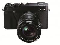 Fujifilm объявляет о выпуске нового системного фотоаппарата со сменными объективами – Fujifilm X-E1
