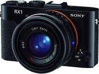 Sony Cyber-shot DSC-RX1: компания Sony анонсировала первую в мире полнокадровую 35-мм камеру