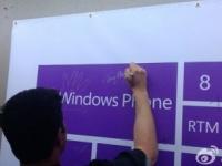 Состоялся анонс RTM-версии Windows Phone 8