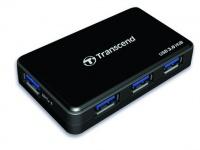 Transcend запускает компактный USB 3.0 хаб с портом быстрой зарядки для iPad