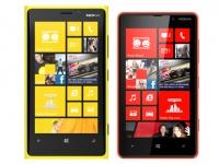 В Европе стартовали продажи Lumia 920 и Lumia 820