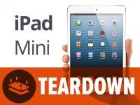 В iFixit разобрали iPad Mini и сделали интересные выводы