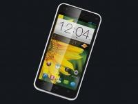 Компания ZTE представила на CES 2013 5-дюймовый смартфон Grand S