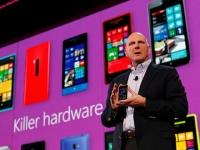 За период праздников продажи WP-смартфонов «подскочили» впятеро