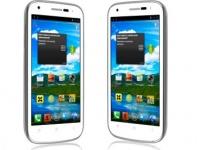 Fly IQ443 Trend – тонкий смартфон с большим экраном и камерой 8 Мпикс