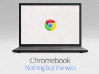 В Интернет попал рекламный ролик нового Chromebook Pixel от Google