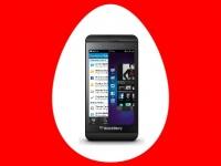 BlackBerry – самый покупаемый смартфон в магазинах МТС