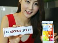 Состоялся анонс смартфона LG Optimus LTEIII