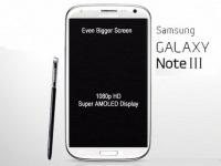 Подробности о Samsung Galaxy Note III