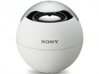 Sony SRS-BTV5 - акустика с NFC, необычным дизайном и 360 градусным звуком