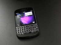 BlackBerry Q10 отправлен на сертификацию в FCC