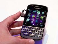 Крупный французский оператор назвал BlackBerry Q10 самым продаваемым смартфоном