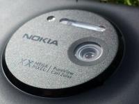 Камера смартфона Nokia EOS