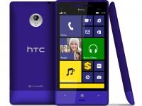 HTC анонсировала смартфон 8XT на базе Windows Phone