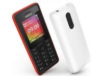Nokia анонсировала доступные телефоны Nokia 106 и 107 Dual SIM