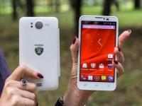 Видеообзор смартфона Prestigio MultiPhone 5300 Duo от портала Smartphone.ua!