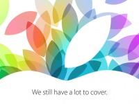 Apple начала рассылать приглашения на презентацию iPad 5 и iPad Mini