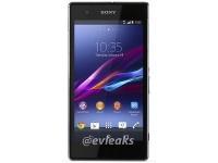 Sony готовит к анонсу смартфон Xperia Z1S