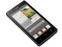 В Украине стартовали продажи смартфонов Huawei Ascend G700D и G610D