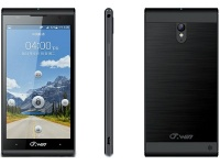 T-Win — 4-ядерный влагозащищенный смартфон с внешностью Huawei P6