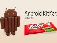 В рейтинге Google появился Android 4.4 KitKat с 1,1%