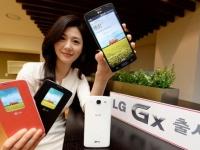 LG представила 5.5-дюймовый Android-смартфон GX