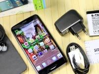 Видеообзор смартфона S-TELL M900 от портала Smartphone.ua!